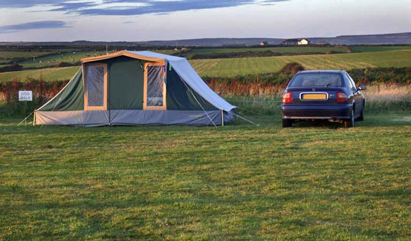 Camping & Tourers Cornwall